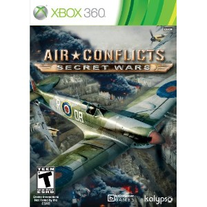 Air Conflicts: Secret Wars (輸入版:北米) XBOX360