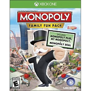 Monopoly Family Fun Pack - Xbox One Standard Edition(輸入版:北米)