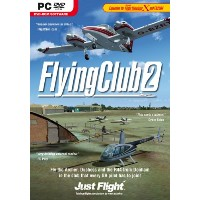 Flying Club II - Add-On for Flight Simulator X and FS2004 (PC) (輸入版)