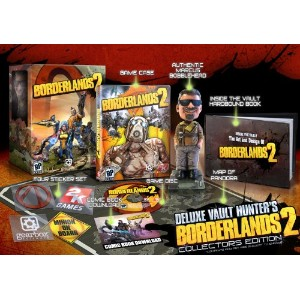 Borderlands 2 Deluxe Vault Hunters Limited Edition