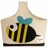 3 Sprouts Storage Caddy bee (並行輸入)