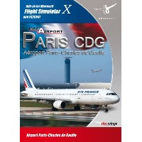 Mega airport Paris CDG (PC) (輸入版)