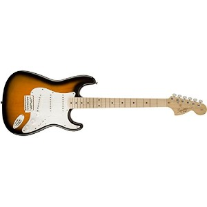 Squier by Fender / Affinity Stratocaster Maple 2-Color Sunburst スクワイア アフィニティ ストラトキャスター