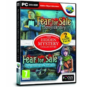 Fear for Sale 2 and 3 (PC DVD) (輸入版)