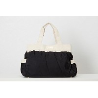 Alice Diaper Bag (Black) by Thea Thea Baby Bags