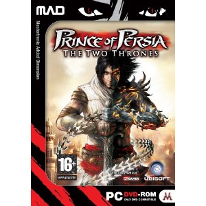 Prince of Persia the Two thrones (PC) (輸入版)
