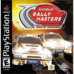 Test Drive Rally Masters / Game