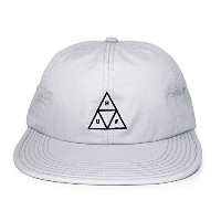(ハフ) HUF 【FORMLESS TRIPLE TRIANGLE 6 PANEL STRAPBACK/GREY】 ストラップバック [並行輸入品]