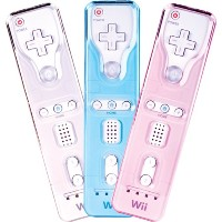 Wii Remote Grip and Faceplate Kit (輸入版)