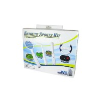 Wii 4-in-1 Extreme Sports Kit (輸入版)