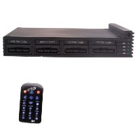 Intec A/V Selector with Multi-Tap (輸入版)