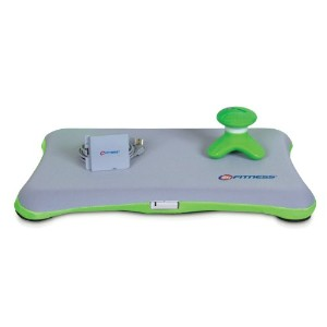 Wii 3-in-1 24 Hour Fitness Kit - Green (輸入版)