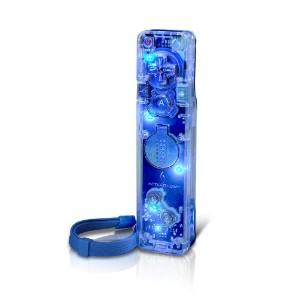 Afterglow AW.1 Remote for Wii - Blue (輸入版)