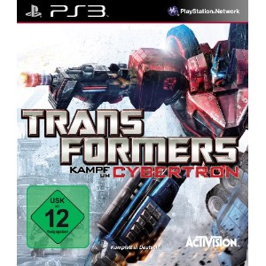 Transformers: Mission auf Cybertron. PlayStation PS3