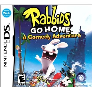 Rabbids Go Home (輸入版)
