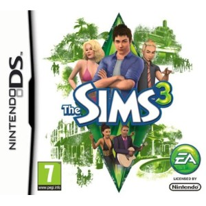 The Sims 3 (DS) (輸入版)