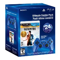 inFamous Collection & DUALSHOCK3 (輸入版:北米) PS3