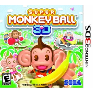 Super Monkey Ball 3ds-Nla