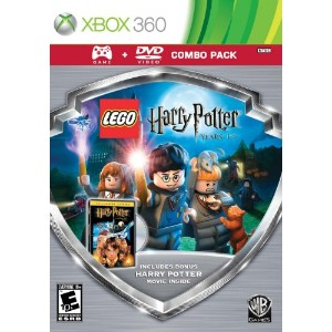 Lego Harry Potter: 1-4 Game/HP Sorcerers Movie DVD