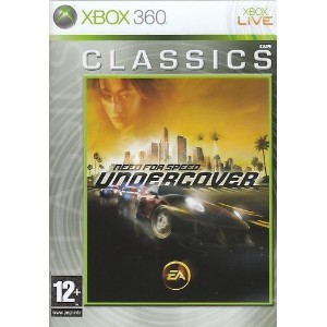 X360 need for speed : undercover (eu)