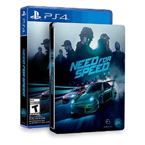 Need for Speed & SteelBook (Amazon Exclusive)(輸入版:北米)