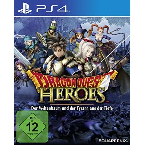 Dragon Quest Heroes (PlayStation PS4)