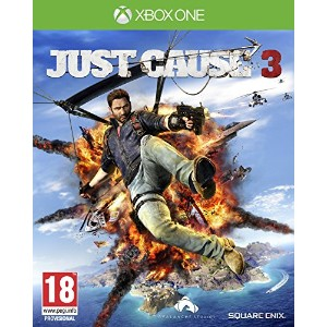 Just Cause 3 (Xbox One) (輸入版)