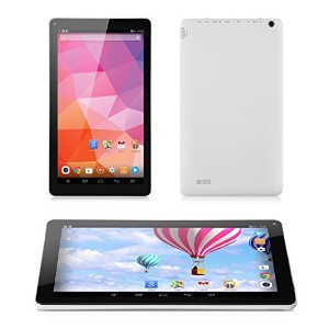 AIYIBEN 新世代 Android 4.4 クアッドコア 1.3 GHZ 1 + 8 GB HD 1024 * 600 10.1 インチ静電容量式タッチ スクリーン WIFI Bluetooth...