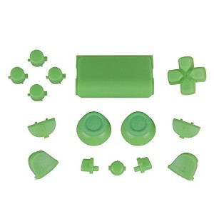 Sony PS4 Playstation 4 Full Button Set - Green