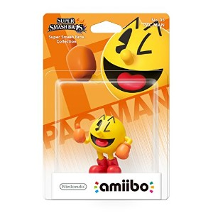 amiibo Smash PAC-MAN #35