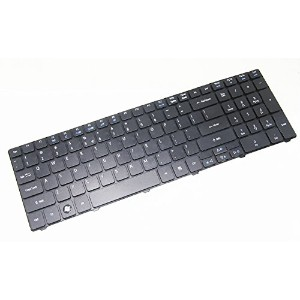 AUKEH®ノートパソコンキーボード適用する Acer Aspire 5745 5745G 5741 5741G 5750 5740G 5714 5336 5542 5542G 5742 5749...