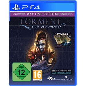 Torment: Tides of Numenera (PlayStation PS4)