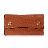 【正規販売店】スロウ キーケース double oil -key case- SLOW S0610D RedBrown