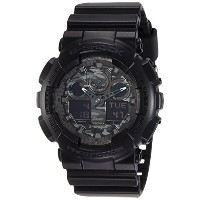 Casio G-Shock Camouflage Watch GA100CF-1A [カシオGショック迷彩腕時計GA100CF-1A]