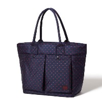 (ヘッド・ポーター) HEAD PORTER | STELLAR | TOTE BAG (MS) NAVY