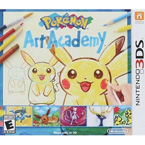 Pokemon Art Academy [並行輸入品]