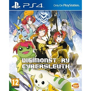 DIGIMON Story: Cyber Sleuth (PS4) (輸入版)