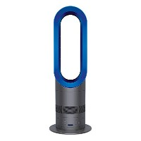 Dyson AM05 Hot + Cool Fan Heater (Iron/Blue)