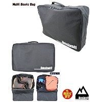 DESIVELL MULTI BOOTSBAG/ブーツケース ブーツバッグ スノーボード ブーツケース スノーウェア用バッグ BOOTSCASE SKI BOOTSCASE