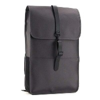 RAINS(レインズ) バックパック リュックサック BACKPACK D.GY 1220 SMOKE [並行輸入品]