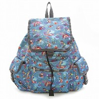 LeSportsac レスポートサック リュックサック 7839 VOYAGER BACKPACK D649 Jazz Academy [並行輸入商品]