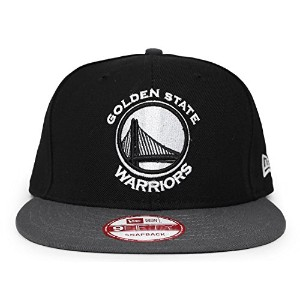 (ニューエラ)NEW ERA GOLDEN STATE WARRIORS 【EURO限定 2T TEAM-BASIC SNAPBACK/BLK-GRAPHITE】 ゴールデンステイト ウォーリアーズ...