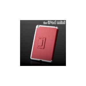 AViiQ JU'X IN CASE for iPad mini Red