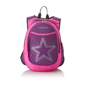 O3 Kid's All-in-One Pre-School Backpacks with Integrated Cooler 幼児用 バッグ ラインストーン スター