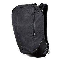 (アルケミーエキップメント)Alchemy Equipment 30lt Zip Access Daypack Black Wax AEL002