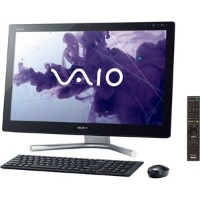 ソニー(VAIO) VAIO Lシリーズ (W8 64/Ci5/24FHD/4G/BDXL/2T/WLAN/BT/Office/TV) ブラック SVL24136CJB