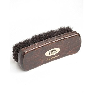WHITE'S BOOTS (ホワイツブーツ) SHOE BRUSH #1 HORSE HAIR 100% (ホースヘアー100%) 純正シューブラシ MADE IN USA (アメリカ製)...