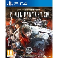 Final Fantasy XIV Online Starter Edition (PS4) - Imported