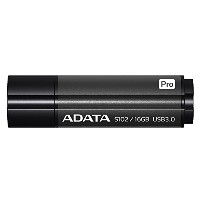 ADATA Technology DashDrive Elite S102 Pro USBフラッシュ16GB TG