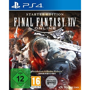 Final Fantasy XIV Starter Edition (PlayStation PS4)